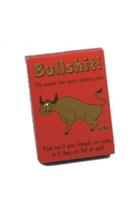 Bullshit Card Game