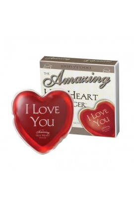 Amazing Heart Massager - I Love You