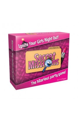 Secret Missions - Girlie Nights