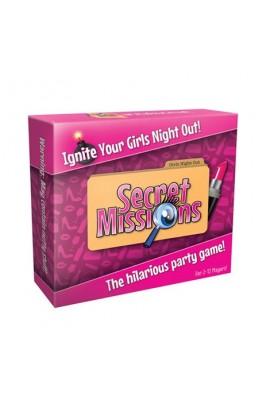 Secret Missions - Girlie Nights