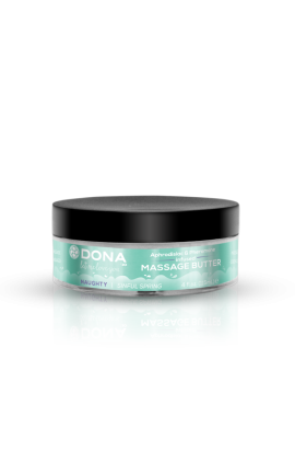 DONA Massage Butter – Sinful Spring 4oz