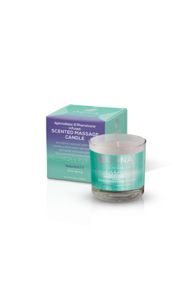 DONA Massage Candle - Sinful Spring