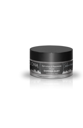 DONA Shimmer Dust Silver