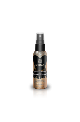 DONA Shimmer Spray Gold