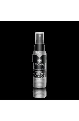 DONA Shimmer Spray Silver