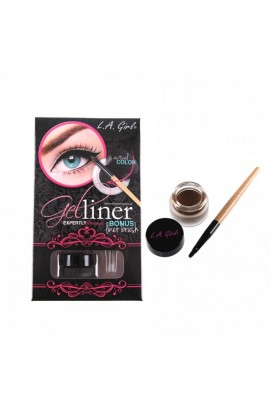 Gel Liner Kit - Very Black