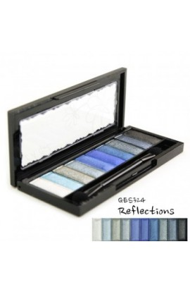 10 Color Eye Palette – Reflections