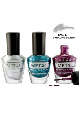 Metal Nail Polish – Sterling Silver