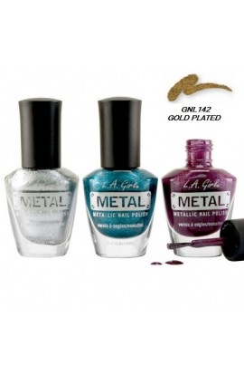 Metal Nail Polish – Gold Plated
