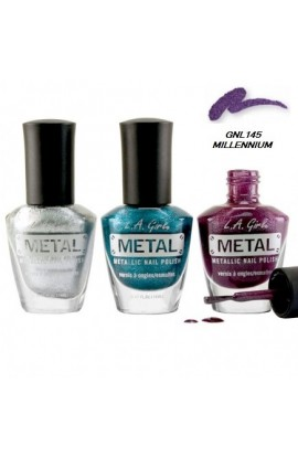 Metal Nail Polish – Millennium