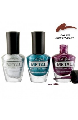 Metal Nail Polish – Copper Alloy