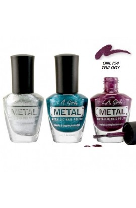 Metal Nail Polish – Trilogy