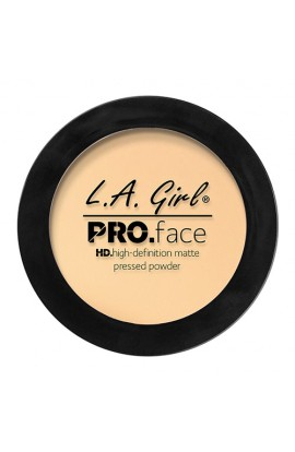 PRO. Face Pressed Powder – Classic Ivory