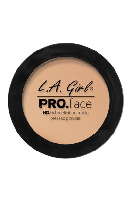 PRO. Face Pressed Powder – Nude Beige