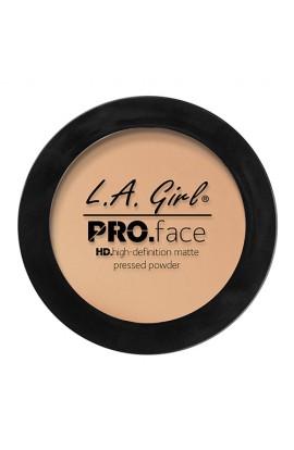 PRO. Face Pressed Powder – Nude Beige