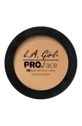 PRO. Face Pressed Powder – Medium Beige