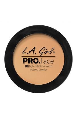 PRO. Face Pressed Powder – Classic Tan