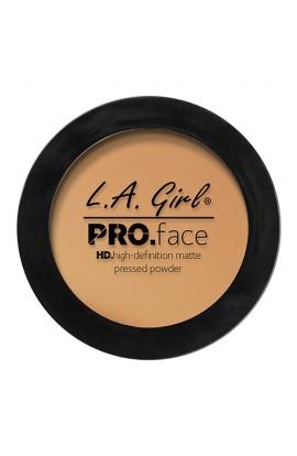 PRO. Face Pressed Powder – True Bronze