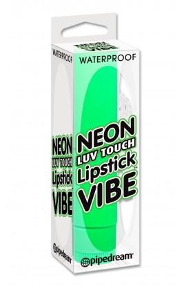 Neon Lipstick – Green