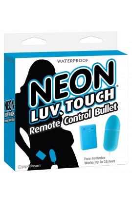 Luv Touch Remote Control – Blátt