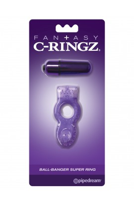 Fantasy C-Ringz - Ball-Banger Super Ring