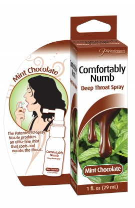 Deep Throat Spray - Chocolate Mint