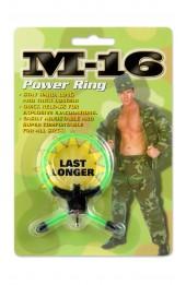 Green M-16 Power Ring