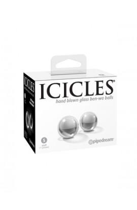 Icicles No. 41 Small Glass Ben-Wa Balls