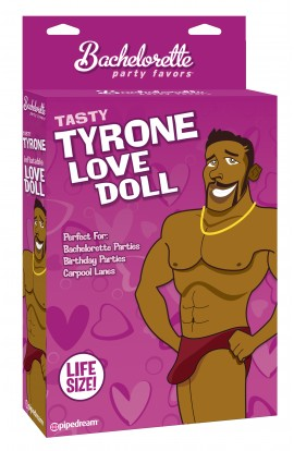 Bachelorette Tyrone Love Doll