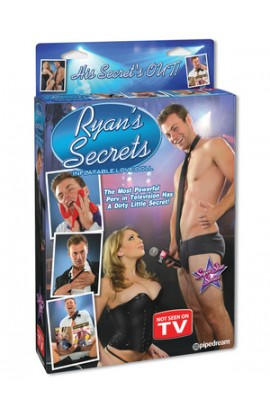 Ryan's Secrets Love Doll