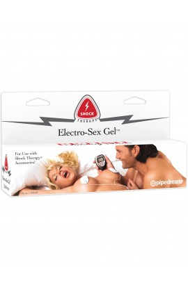 Shock Therapy Electro-Sex Gel