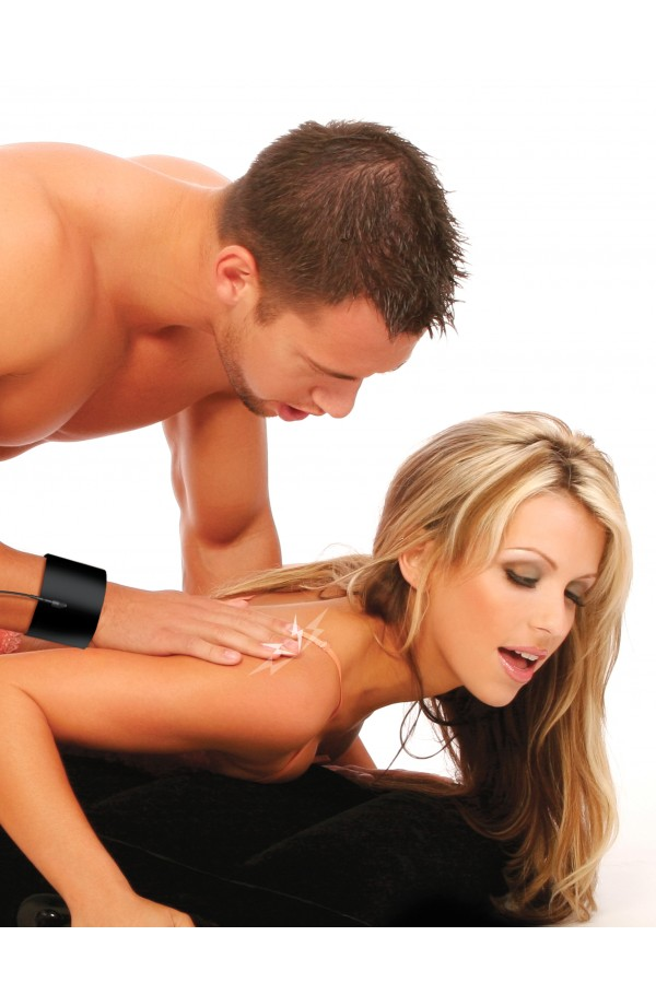 Shock Therapy Couples Electro Touch Cuffs