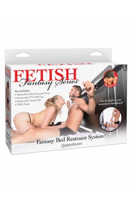 Fantasy Bed Restraint System