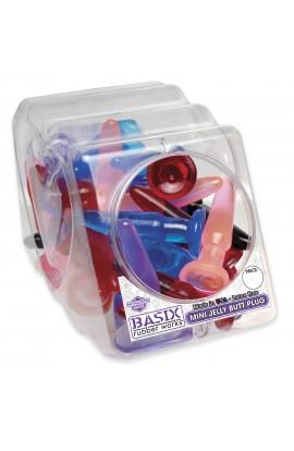 Basix Mini Butt Plug