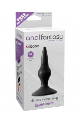 Anal Fantasy Collection Silicone Starter Plug