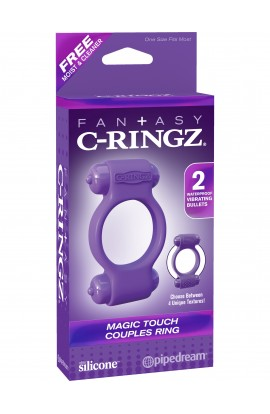 Magic Touch Couples Ring