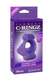 Squeeze Play Couples Ring