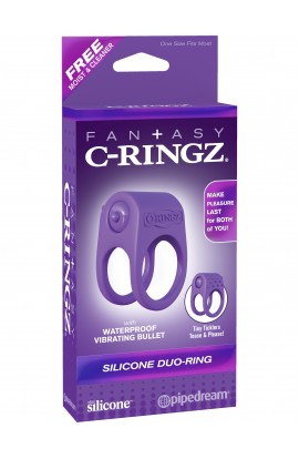 Silicone Duo-Ring