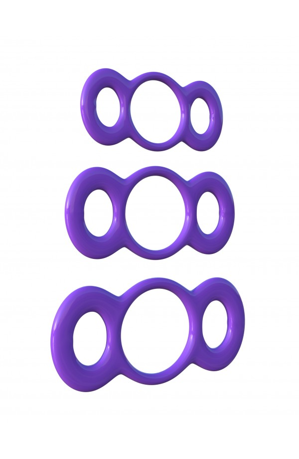3-Ring Quick Release Trainer