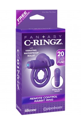 Remote Control Rabbit Ring