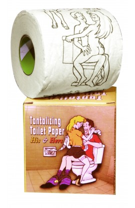 Tantalizing Toilet Paper His & Hers