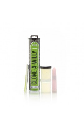Clone a Willy kit - Glow In The Dark