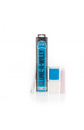 Clone a Willy kit - Blue Glow In The Dark
