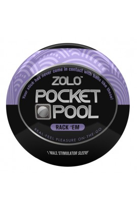 Zolo - Pocket Pool Rack Em