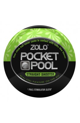 Zolo - Pocket Pool Straight Shooter
