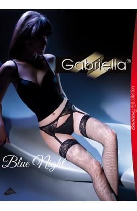 BLUE NIGHT netasokkar og sokkabelti