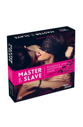 Master & Slave Bondage Game – Bleikt