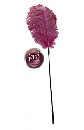 Ostrich Feather – Pink