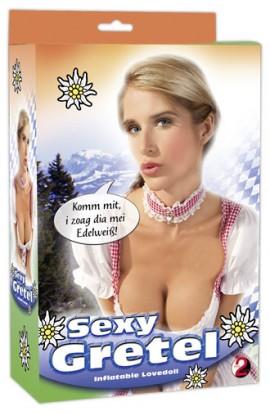 "Love Doll ""Sexy Gretel"""