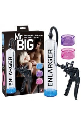 Penis Pump Mr. Big